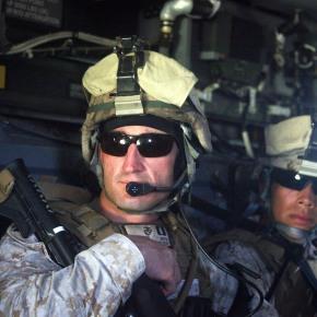 Charlie Co., 1/4 conducts helo raidtraining