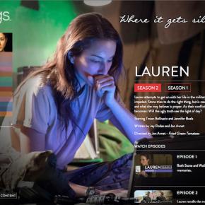 Lauren – Wigs YoutubeSeries