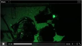 13th MEU MRF conducts night raid at Yuma ProvingGround