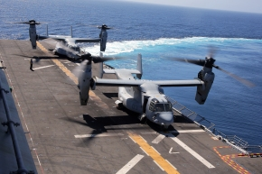13th MEU supports PMINT flight ops