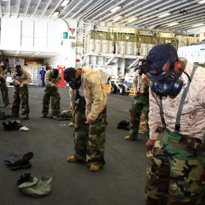 CLB-13 conducts MOPPtraining